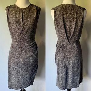 Phillip Lim Pebbled Silk Dress